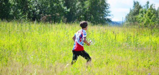 Спортивная радиопеленгация - спринт