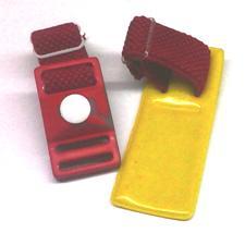 Система электронной отметки SFR. Карточка отметки (чип).